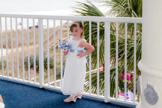 Myrtle Beach wedding at Crown Reef Resort